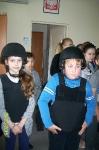 Z wizytą w Komendzie Powiatowej Policji w Radziejowie